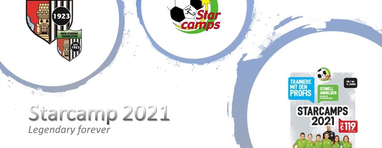 Fußballsommercamp 2021